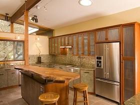 日式风格厨房设计