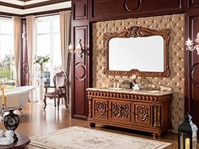 浴室柜清洁保养