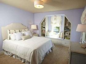 卧室灯具安装