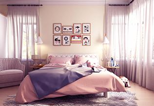 卧室装修隔音秘诀 轻松搞定烦人噪音
