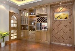 酒柜设计,为生活增添更多情调