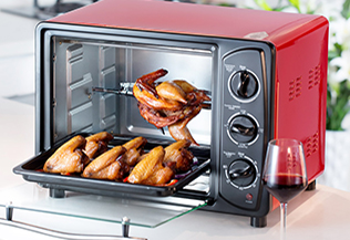 选择如意烤箱,玩转厨房易如反掌