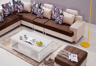 布艺沙发挑选,让家居美美哒