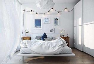 卧室灯具选购指南,舒适好睡眠就靠它
