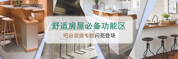 舒适房屋必备功能区,吧台装修
